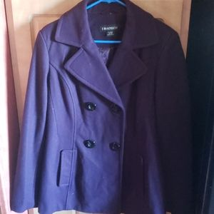 1 Madison pea coat